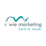 r. wie marketing Logo