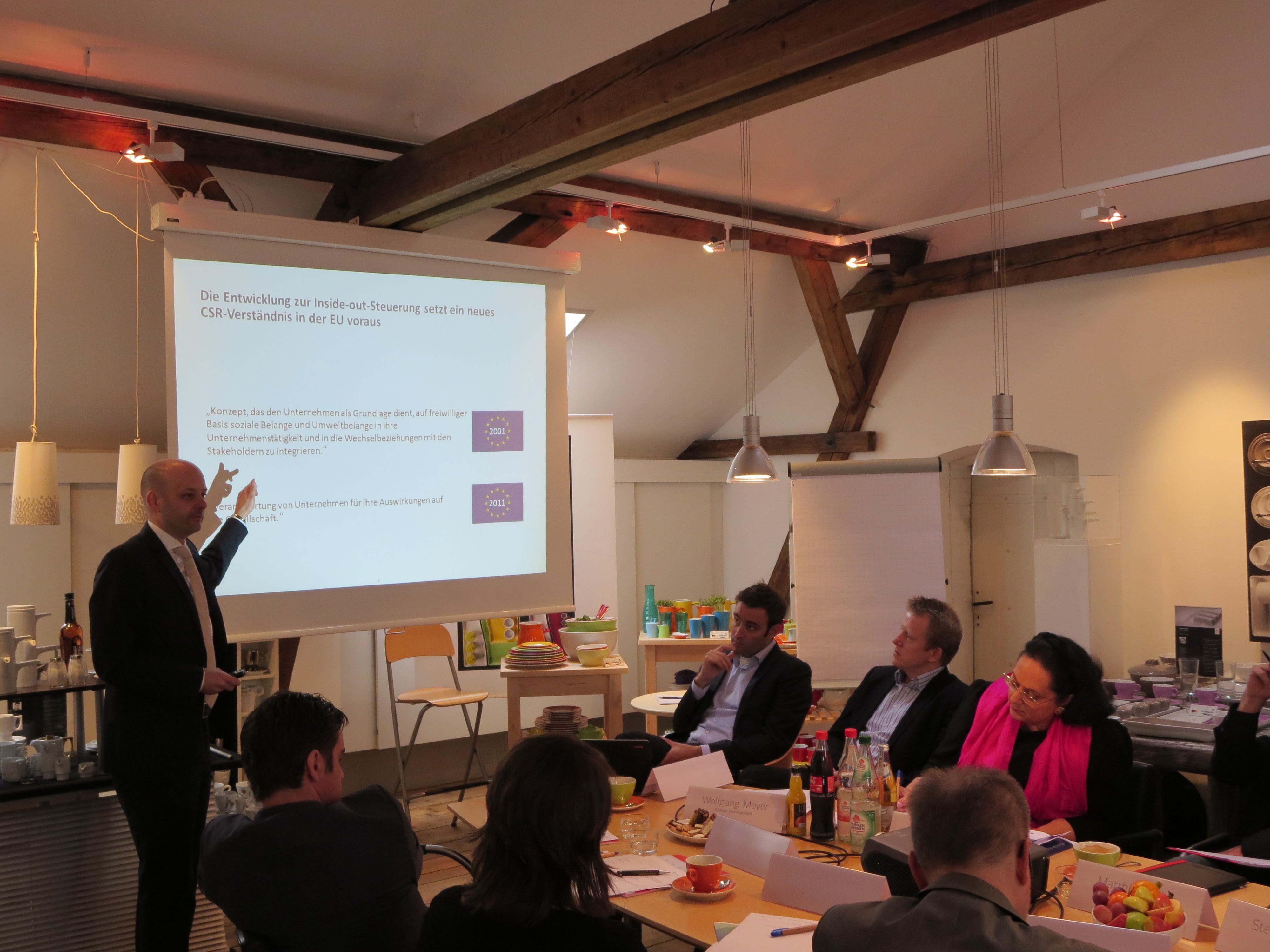 Einführungsvortrag von Prof. Dr. Dr. Alexander Brink